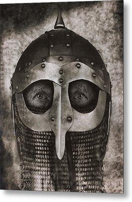 Ghosts Of The Vikings Metal Print by Daniel Hagerman