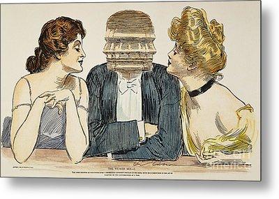 Gibson Girls, 1903 Metal Print by Granger