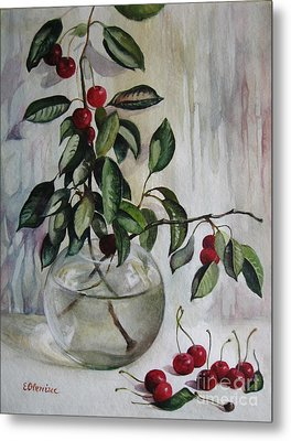 Gift Of Nature Metal Print by Elena Oleniuc