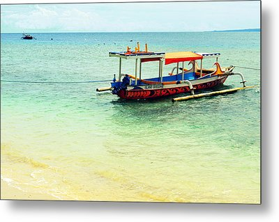 Gili Air Metal Print by Shawna Gibson
