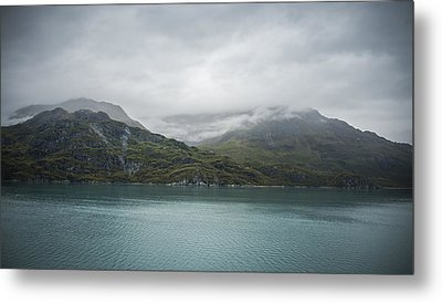 Glacier Bay Metal Print by Robin Williams