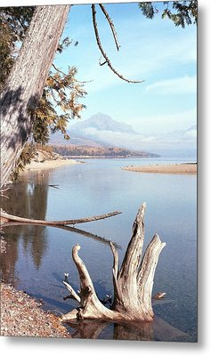 Glacier National Park 3 Metal Print