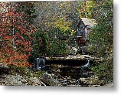 Glade Creek Mill Metal Print