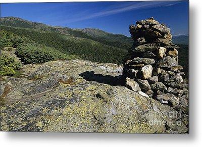 Glen Boulder Trail - White Mountains New Hampshire Usa Metal Print by Erin Paul Donovan