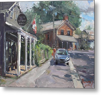 Glen Williams Ontario Metal Print by Ylli Haruni