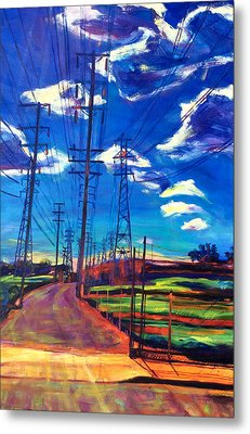 Glorious Afternoon Metal Print