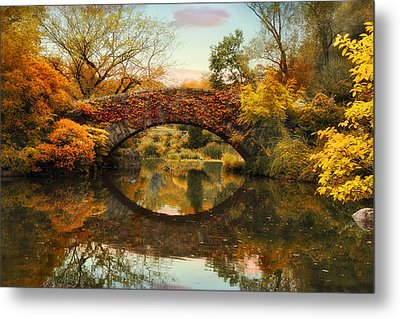Metal Print featuring the photograph Glorious Gapstow   by Jessica Jenney