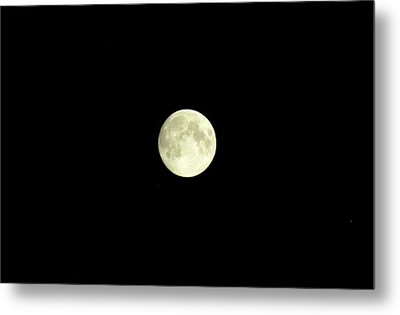 Glorious Moon  Metal Print