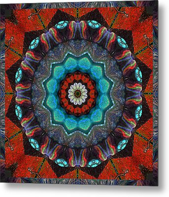 Glory Metal Print by Bell And Todd