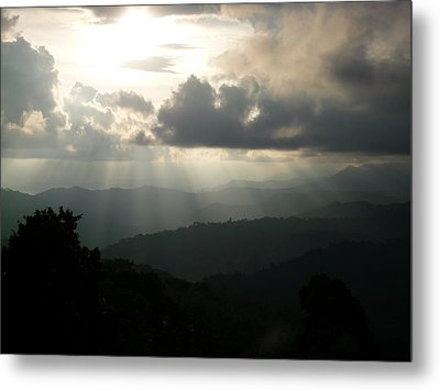 Glory Metal Print by Gregory Young