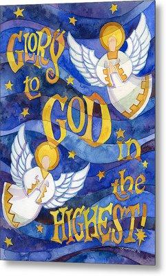 glory to God Metal Print by Mark Jennings
