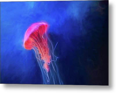 Metal Print featuring the photograph Glow by Joel Witmeyer