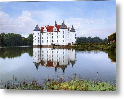 Gluecksburg Castle - Germany Metal Print by Joana Kruse