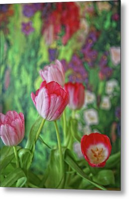 Go For It Metal Print by Carol Kinkead