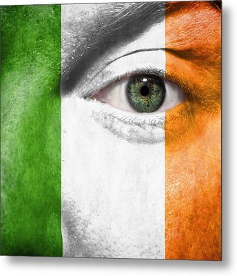 Go Ireland Metal Print by Semmick Photo