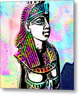 Goddess Metal Print by Ellie Michael