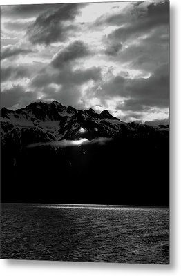 God's Spotlight Metal Print