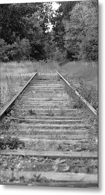 Metal Print featuring the photograph Going Nowhere by Corinne Rhode