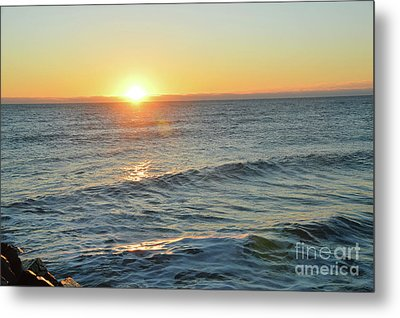 Golden Dreams Metal Print by Robyn King