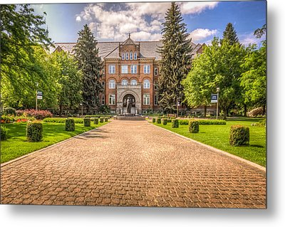Gonzaga University II Metal Print