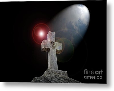 Metal Print featuring the photograph Good Friday by Bonnie Barry