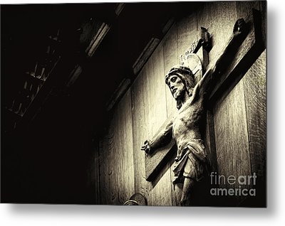 Good Friday Metal Print by Tim Gainey