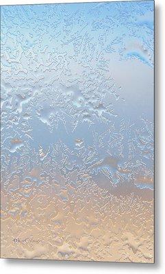 Good Morning Ice Metal Print