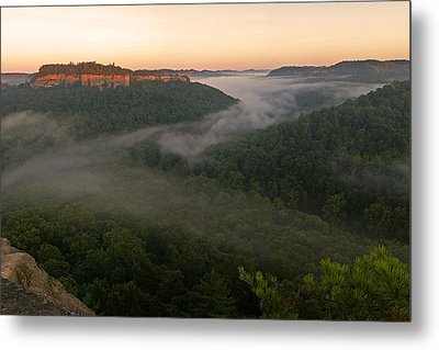 Good Morning Kentucky Metal Print by Ulrich Burkhalter