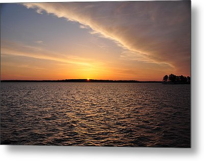 Good Morning Sunshine Metal Print by Bill Cannon