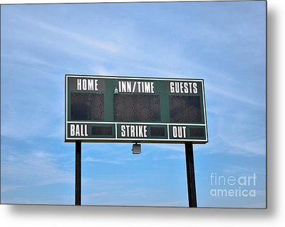 Metal Print featuring the photograph Good Times - Sports ...  by Ray Shrewsberry