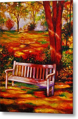 The Good Days Metal Print by Emery Franklin
