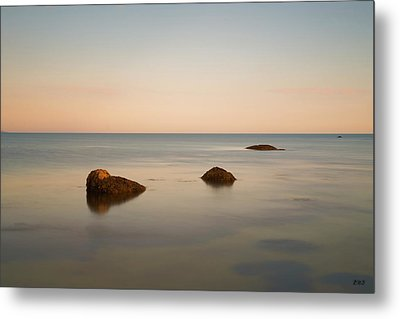 Metal Print featuring the photograph Gooseberry Island II Color by David Gordon