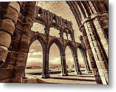 Metal Print featuring the photograph Gothic Dreams by Anthony Baatz