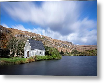 Gougane Barra, Ballingeary, Cork Metal Print by Philip Mulhall