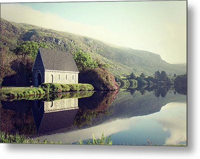 Gougane Barra In Ireland Photo Metal Print