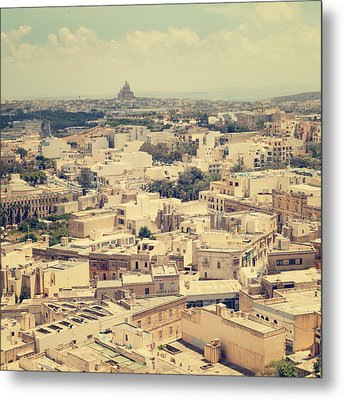 Gozo Metal Print by Cambion Art