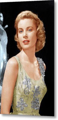 Grace Kelly, Ca. 1955 Metal Print by Everett