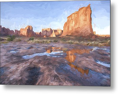 Grand Arches IIi Metal Print by Jon Glaser