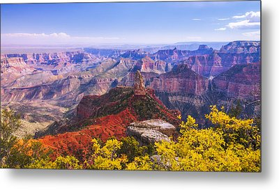 Grand Arizona Metal Print by Chad Dutson