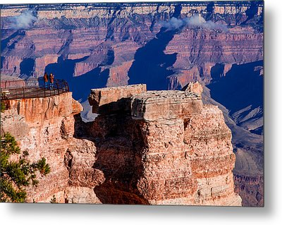 Metal Print featuring the photograph Grand Canyon 16 by Donna Corless