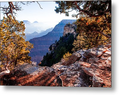 Metal Print featuring the photograph Grand Canyon 26 by Donna Corless