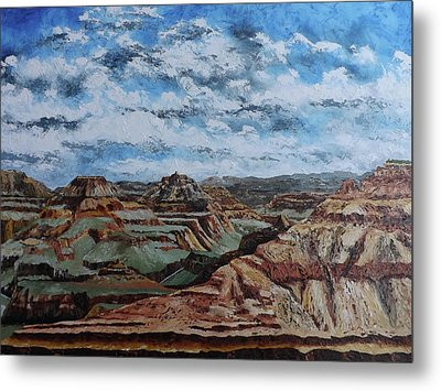 Grand Canyon 3 Metal Print