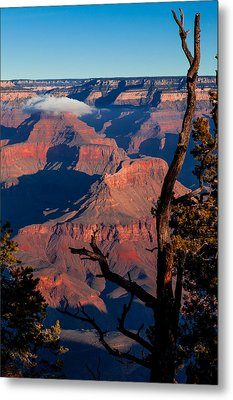 Metal Print featuring the photograph Grand Canyon 30 by Donna Corless
