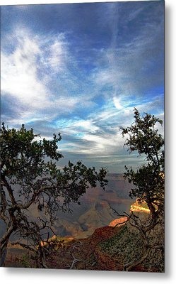 Grand Canyon No. 4 Metal Print by Sandy Taylor