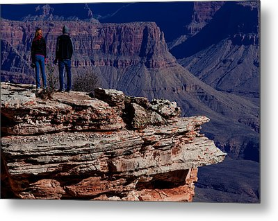 Metal Print featuring the photograph Grand Canyon 5 by Donna Corless