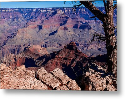Metal Print featuring the photograph Grand Canyon 7 by Donna Corless