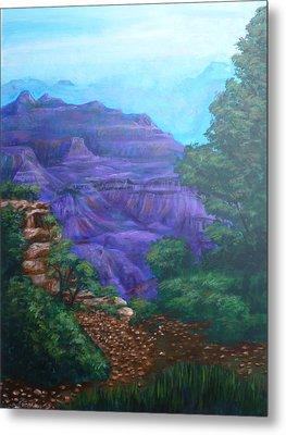 Grand Canyon Metal Print by Bryan Bustard