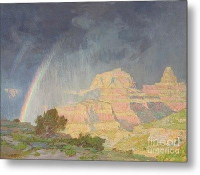 Grand Canyon Metal Print by Edward Henry Potthast