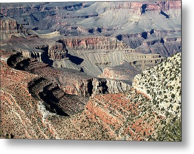 Grand Canyon Greatness Metal Print by Paul Cannon