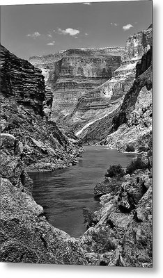 Grand Canyon Vista Metal Print